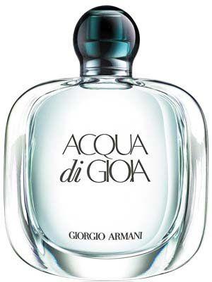 Acqua di Gioia - Giorgio Armani - Foto Profumo