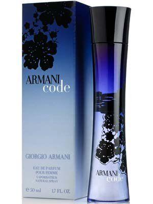 Armani Code Eau de Parfum donna - Giorgio Armani - Foto Profumo