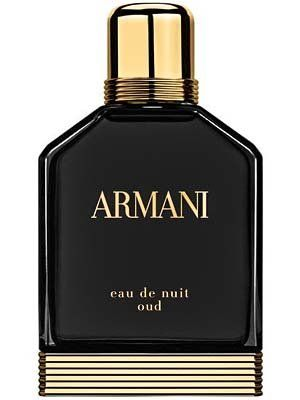 Eau de Nuit Oud - Giorgio Armani - Foto Profumo