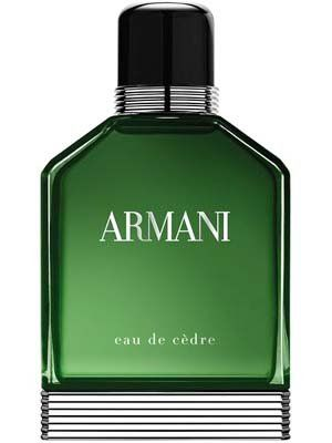Eau de Cèdre - Giorgio Armani - Foto Profumo