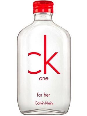 Calvin Klein CK One Red Edition for Her - Calvin Klein - Foto Profumo