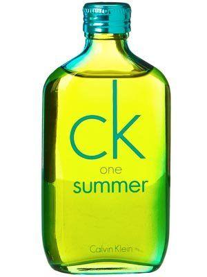 CK One Summer 2014 - Calvin Klein - Foto Profumo