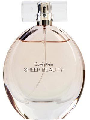 Sheer Beauty - Calvin Klein - Foto Profumo