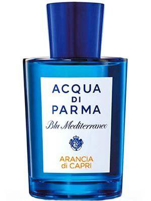 Blu Mediterraneo – Arancia di Capri - Acqua di Parma - Foto Profumo