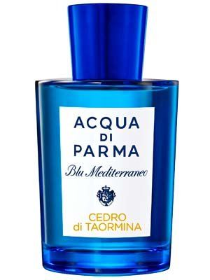 Blu Mediterraneo – Cedro di Taormina - Acqua di Parma - Foto Profumo