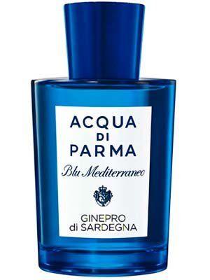 Blu Mediterraneo – Ginepro di Sardegna - Acqua di Parma - Foto Profumo