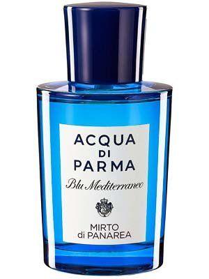 Blu Mediterraneo – Mirto di Panarea - Acqua di Parma - Foto Profumo