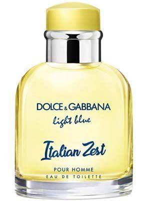Light Blue Pour Homme Italian Zest - Dolce & Gabbana - Foto Profumo