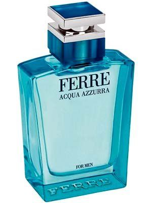 Ferré Acqua Azzurra - Gianfranco Ferre - Foto Profumo