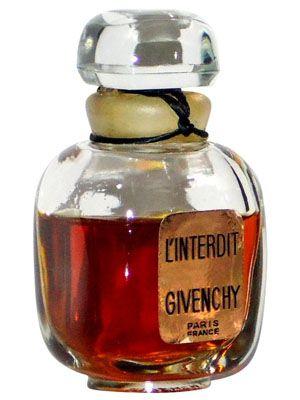 L'Interdit (1957) - Givenchy - Foto Profumo