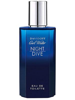 Cool Water Night Dive - Davidoff - Foto Profumo