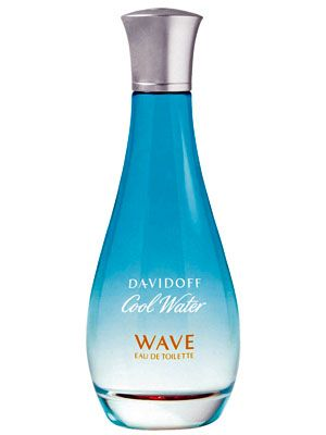 Cool Water Woman Wave - Davidoff - Foto Profumo