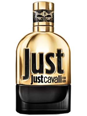 Just Cavalli Gold for Him - Roberto Cavalli - Foto Profumo