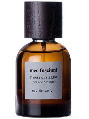 1# nota di viaggio (rites de passage) - Meo Fusciuni Parfum - Foto Profumo