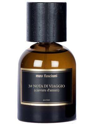 3#nota di viaggio (ciavuru d'amuri) - Meo Fusciuni Parfum - Foto Profumo