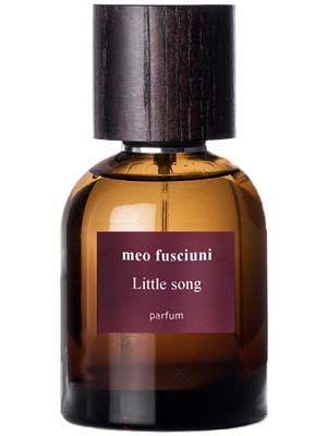 Little song - Meo Fusciuni Parfum - Foto Profumo