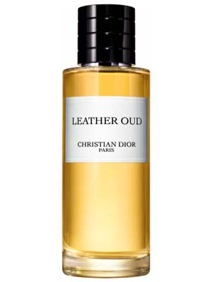 Leather Oud - Christian Dior - Foto Profumo
