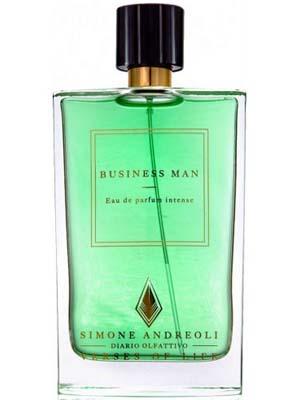 Business Man - Simone Andreoli - Foto Profumo