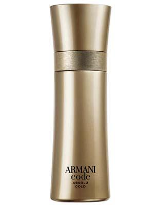 Armani Code Absolu Gold - Giorgio Armani - Foto Profumo