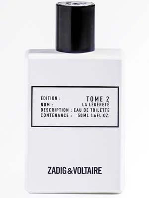 Tome 2 La Légèreté - Zadig & Voltaire - Foto Profumo