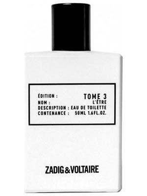 Tome 3 L'Être - Zadig & Voltaire - Foto Profumo